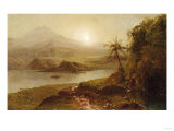 Mountain Landscape Posters by William Bradford