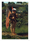 The Young Patriot Giclee Print by John James Audubon