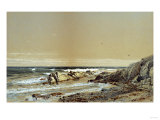 Taylor's Point, Newport, Rhode Island, 1874 Giclee Print by Tani Bunchu