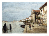 Venice Giclee Print by Tani Bunchu