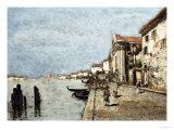 Venice Giclee Print by Tani Bunchu