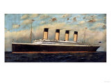 The Titanic, 1911 Giclee Print by Adler &amp; Sullivan 