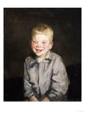The Laughing Boy (Jobie) Giclee Print by Henry Alexander