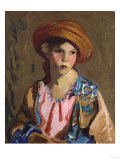 Mildred-O-Hat Giclee Print by Filipo Or Frederico Bartolini