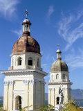 Catedral De La Asuncion on Parque Cespedes, Santiago De Cuba, Cuba, West Indies, Central America Photographic Print by  R H Productions