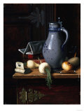 Still Life with Turnips and Beer Stein, 1893 Posters by David Gilmour Blythe