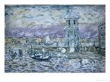 Venice Prints by Eugène Boudin