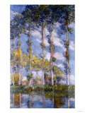 The Poplars, 1881 Giclee Print by Frank Wright Bourdillon