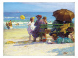 A Family Outing Prints by Edward Henry Potthast