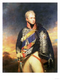 Portrait of Ernest, Duke of Cumberland and King of Hanover (1771-1851) Giclee Print by Sir William Beechey