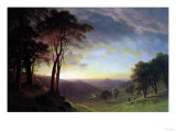 The Sacramento River Valley Art by Sir William Beechey