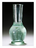 An Internally Decorated Aquamarine Favrile Glass Vase Giclee Print by Guiseppe Barovier