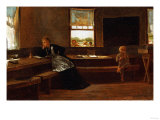 The Noon Recess, 1873 Giclee Print by Winslow Homer