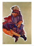 Sleeping Child, Gouache and Pencil on Buff Paper, 1910 Giclee Print by Robert Blum