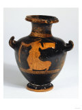 An Attic Red-Figure Hydria, Circa 400 B.C Posters