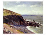 Lady's Cove, Langland Bay, Morning, 1897 Giclee Print by Edgar Degas