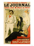Le Journal La Traite Des Blanches, 1899 Giclee Print by Adler &amp; Sullivan 