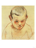 Head of a Boy, 1886-1888 Giclee Print by Sir Lawrence Alma-Tadema