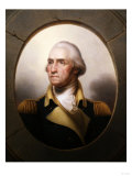 George Washington Giclee Print by Jean B&#233;raud