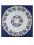 A Lace Tablecloth Giclee Print by Guiseppe Barovier