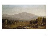Mount Washington, 1879 Posters by Eugène Boudin