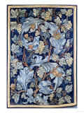 A Morris &amp; Co Merton Abbeywool Tapestry, Circa 1909 Giclee Print by Adler &amp; Sullivan 