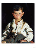 An Irish Lad, 1927 Giclee Print by Robert Henri