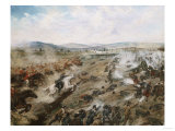 The Battle of the 5th of May, 1905 Prints by Emilio Boggio