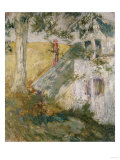 The Summer House Posters by John Henry Twachtman