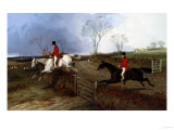 Crossing the Road Giclee Print by Giovanni Battista Benvenuti