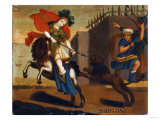 Babylon, 18th Century Giclee Print by Jose Agustin Arrieta
