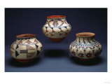San Ildefonso Pueblo Pottery Print