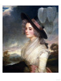 Portrait of Miss Elizabeth Beresford, Half Length Giclee Print by Jan Brueghel the Elder