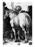 The Large Horse, 1509 Posters by Frank Cadogan Cowper