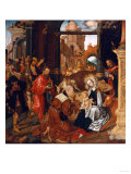 Adoration of the Kings Prints by Filipo Or Frederico Bartolini