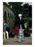 The Return from the Boating Trip, 1873 Poster by Sir Lawrence Alma-Tadema