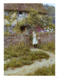 At Sandhills Giclee Print by Helen Allingham