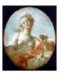 Mademoiselle Marie-Catherine Colombe En Venus Glorieuse Giclee Print by Arnold Boonen