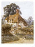 Near Witley, Surrey Prints by Helen Allingham