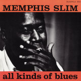 Memphis Slim - All Kinds of Blues Poster