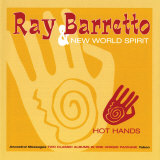 Ray Barretto - Hot Hands Affiches