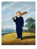 Blue Boy, Circa 1820 Giclee Print by Leon Benigni