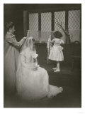 The Wedding: of Gertrude Kasebier O'Malley, 1899 Giclee Print by Eugene Atget