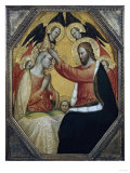 The Coronation of the Virgin Giclee Print by Giovanni Battista Benvenuti
