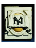 A Cornerstone from the Original 1923 Yankee Stadium Giclee Print