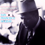 Thelonious Monk - San Francisco Holiday Obrazy