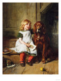 Good Companions Giclee Print by William Bradford