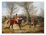 The Kill Giclee Print by Henry Thomas Alken