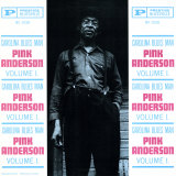 Pink Anderson - Carolina Blues Man, Vol. 1 Print