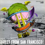 Bob Scobey - Direct from San Francisco Poster